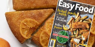 Easy Food magazine new issue 154 March 2021