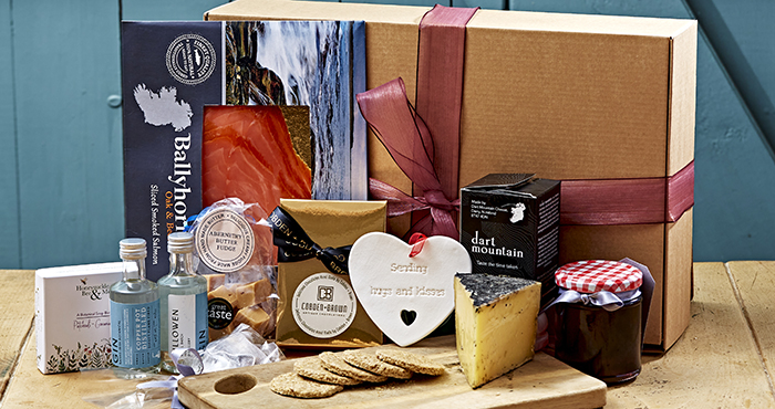 Tracey's Farmhouse Kitchen hampers gifts Easy Food