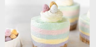 Easter cheesecakes by siúcra