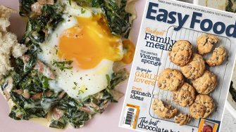 Easy Food magazine April 2021 issue 155