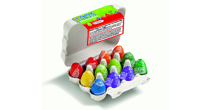 Tony's Chocolonely Easter eggs Easy Food