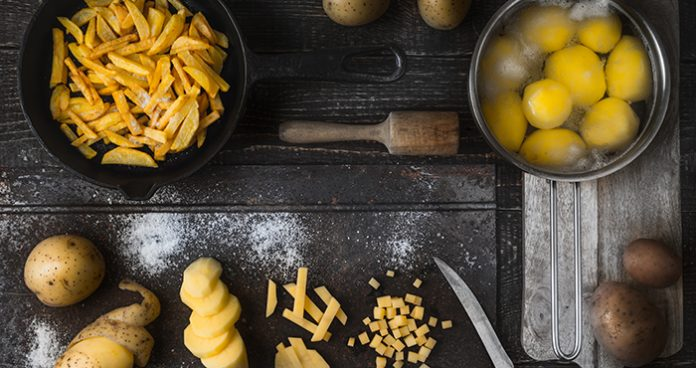 Test kitchen tips – how to cook better potatoes!