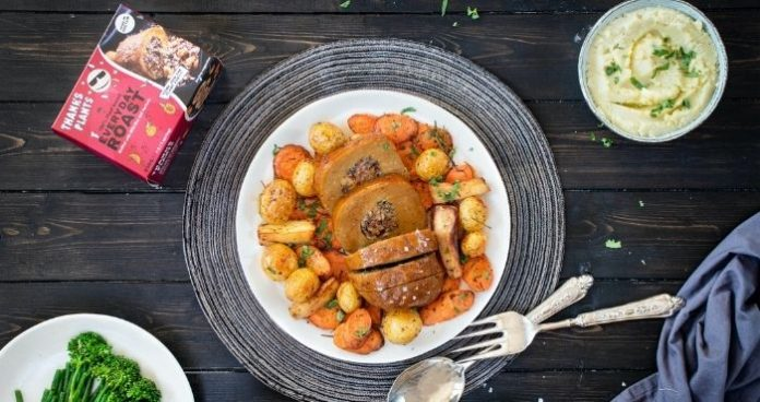 Here's how you can enjoy a meat-free roast any time of the week easyfood