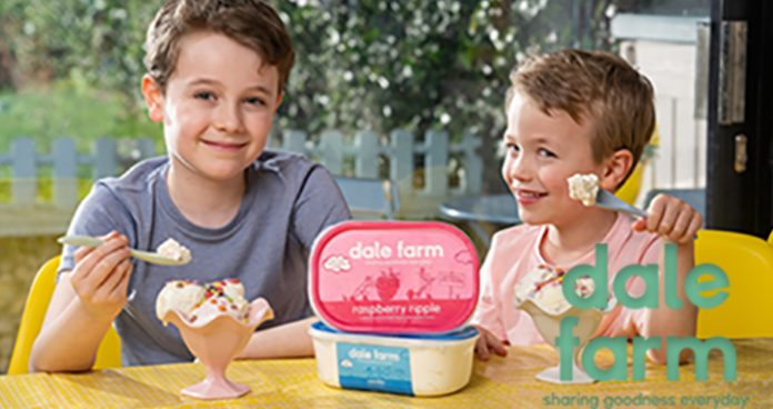win a hamper of new-look Dale Farms ice cream and lollies!