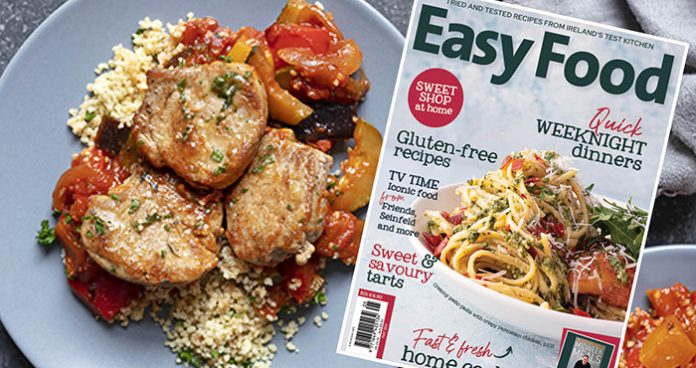 Easy Food magazine issue 156 May 2021