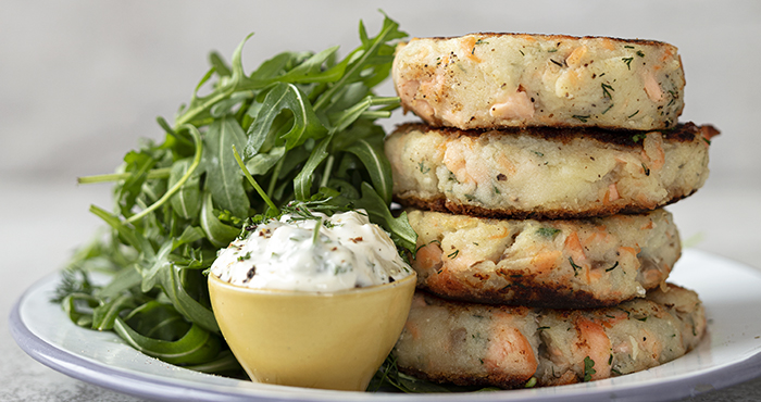 Fish Cakes Easy Food