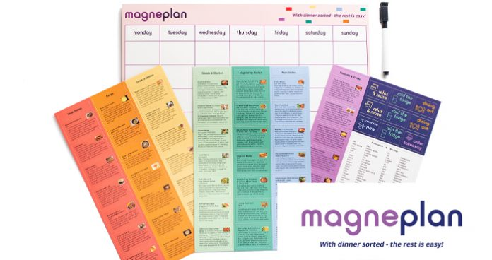 Win a meal planner for your kitchen!