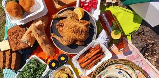 project Picnic Dublin outdoor dining takeaway Easy Food