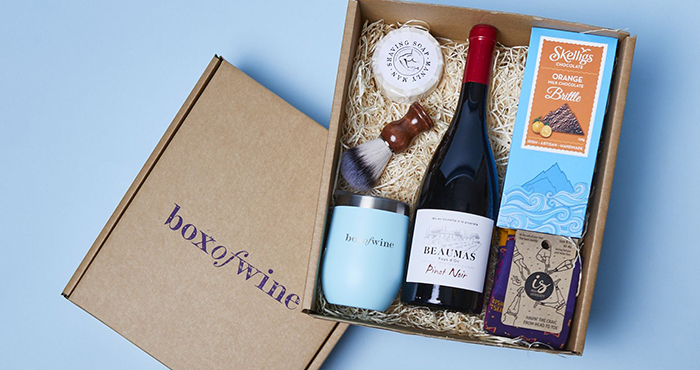 Fathers Day boxofwine.ie Easy Food
