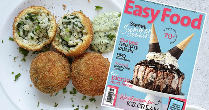Easy Food Summer Special June July 2021 issue 157