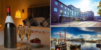 Harbour hotel Galway foodie competition