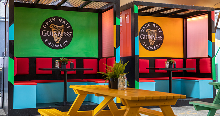 Guinness Open Gate Brewery Easy Food